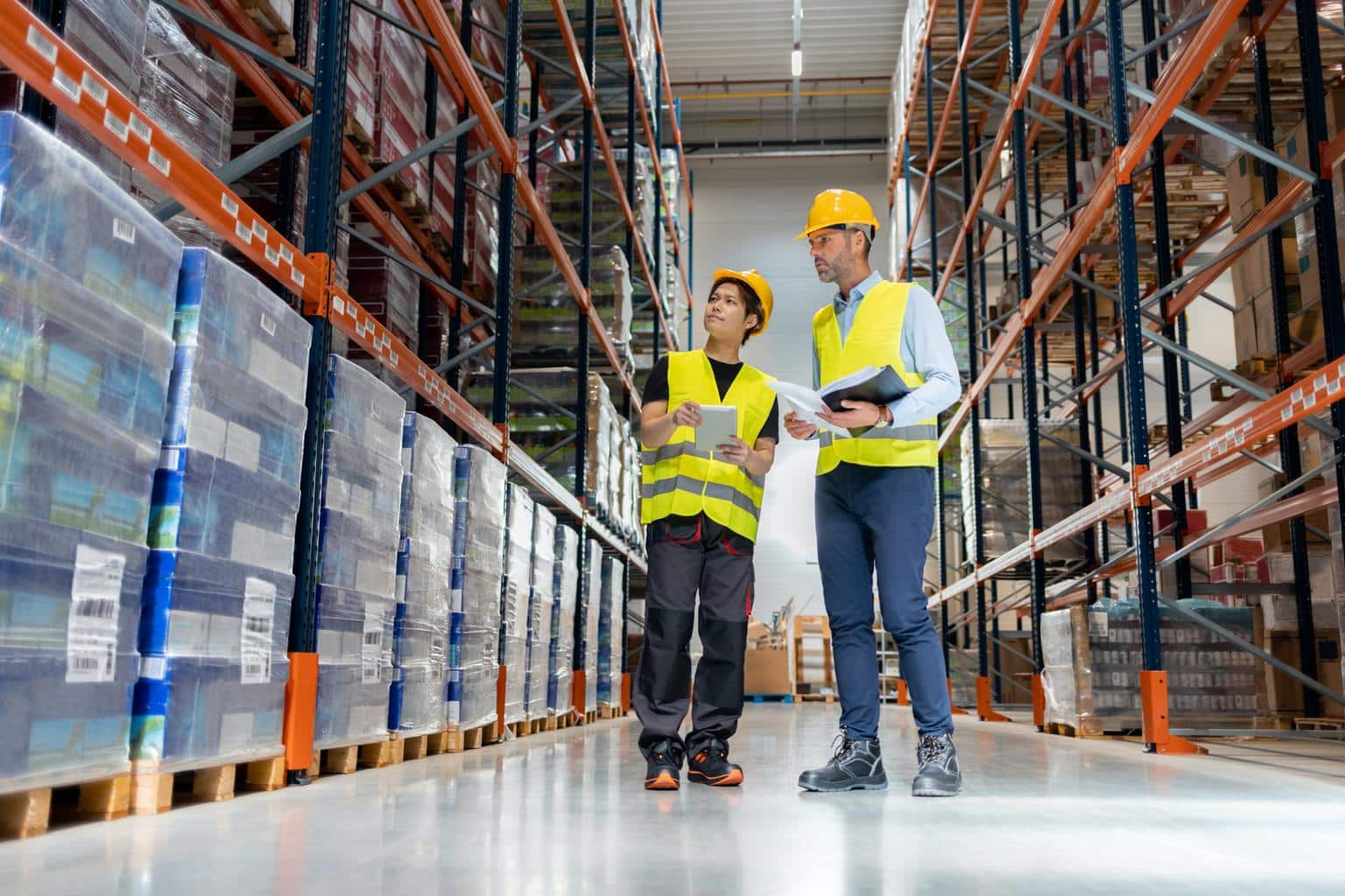 Logistic managers