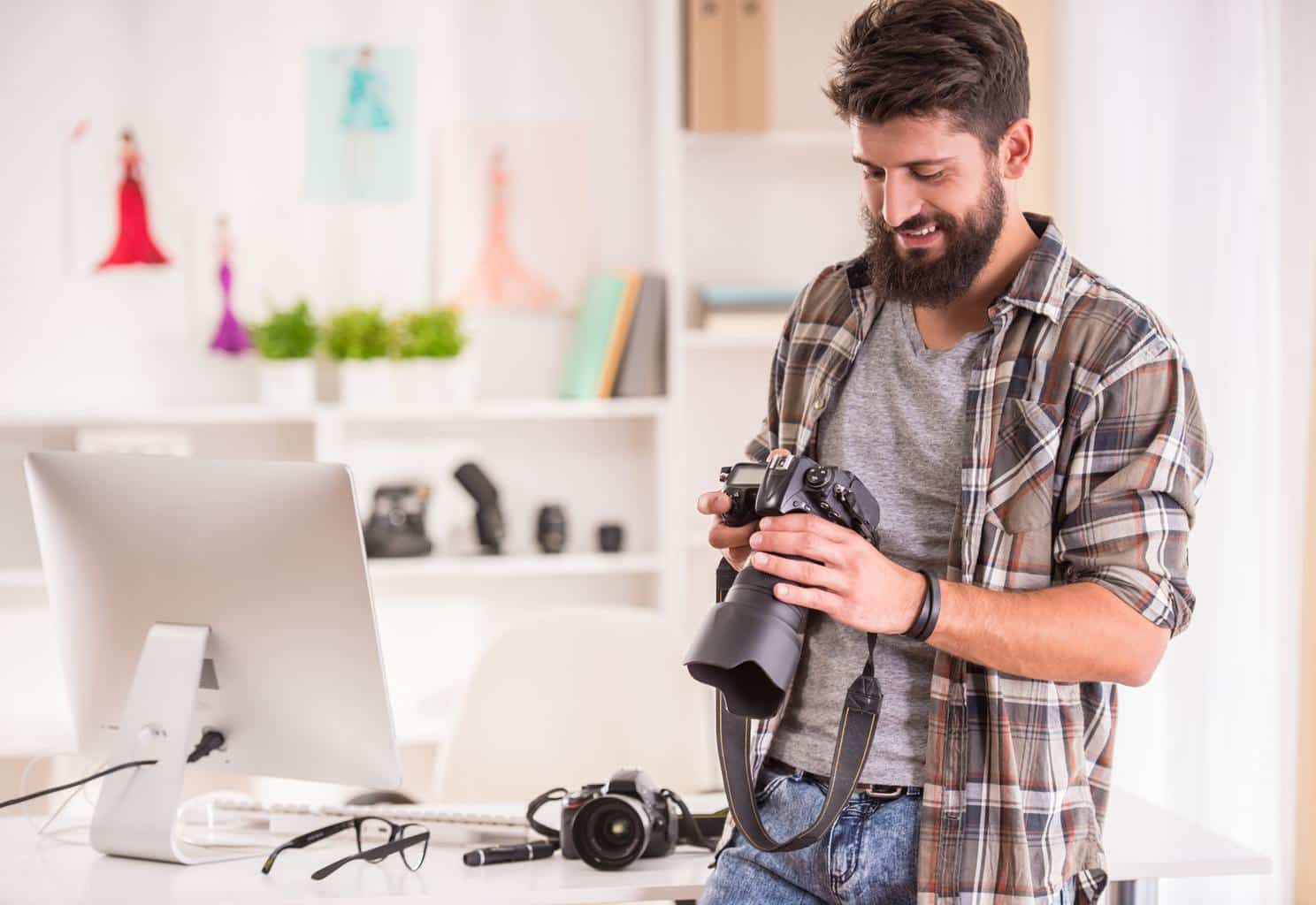 Photographer resume