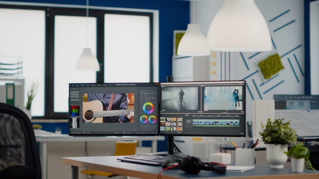Video editor resume