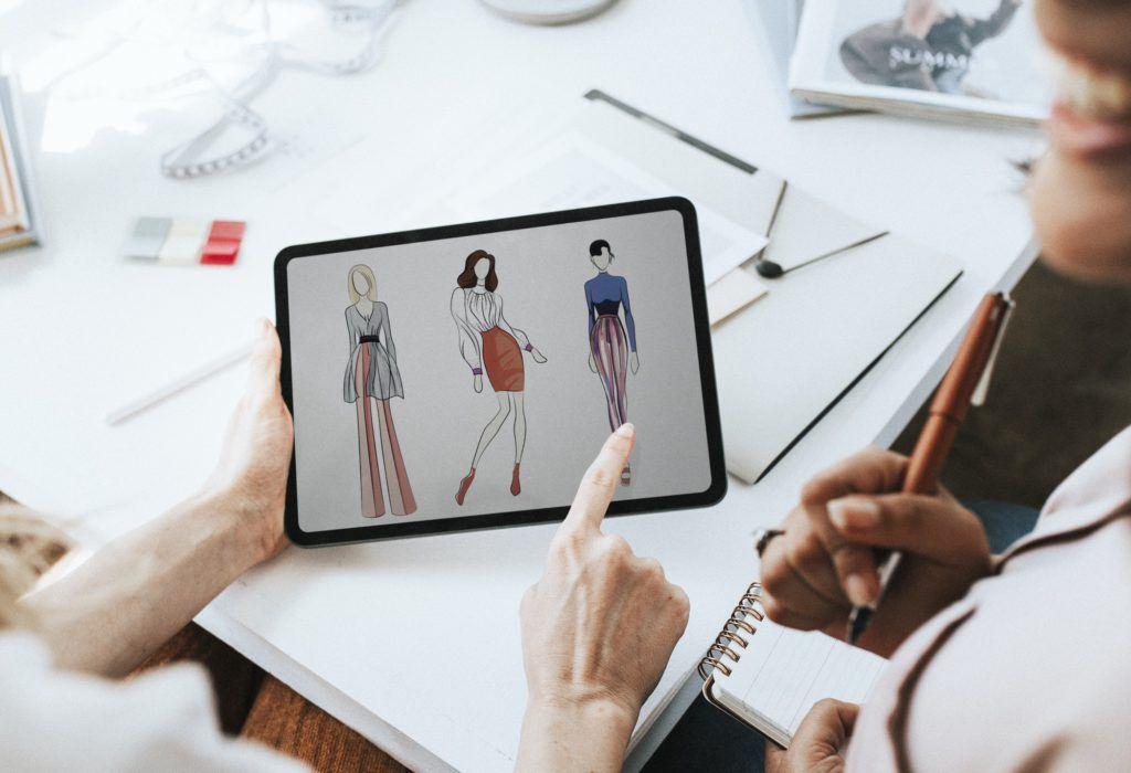 Fashion designing resume
