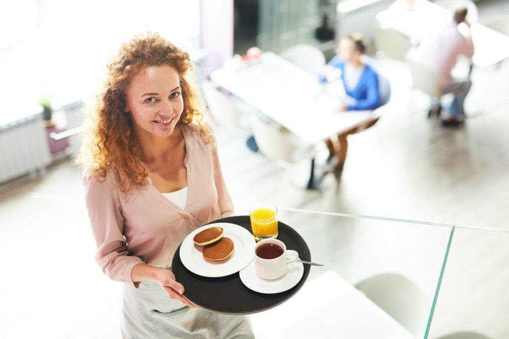 Best Waitress Resume Examples