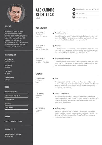 ActuaryResume.pdf
