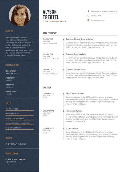 Resume Customer Service Representative.pdf
