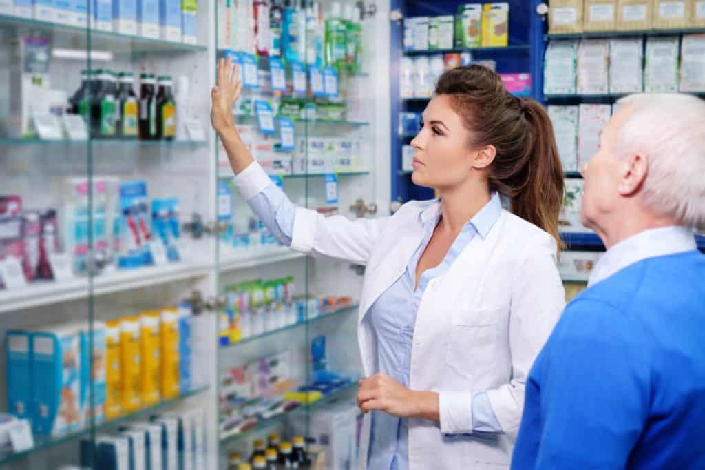 Resume of pharmacist