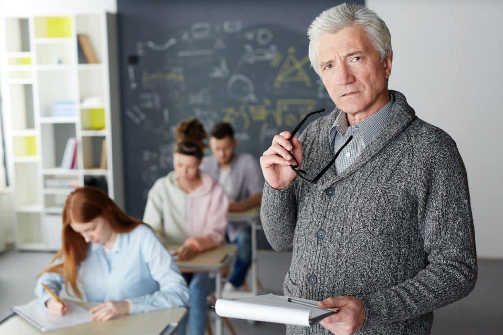 Experienced teachers resume