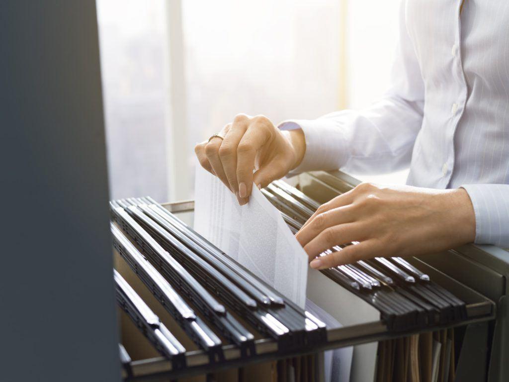 Filing Clerk Resume