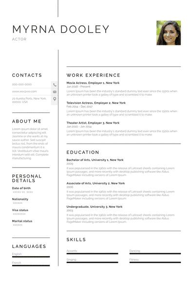 Actor Resume (EN)-Chicago.pdf