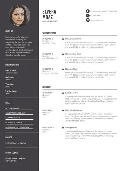 Childcare assistant resume.pdf