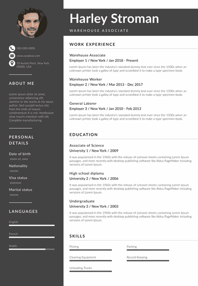 Warehouse Assistant Resume-Rotterdam.pdf