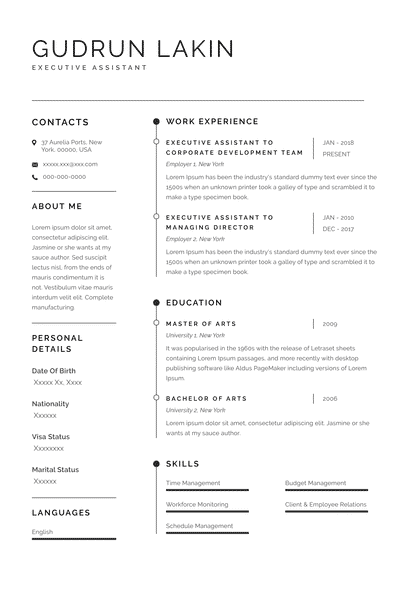 Executive Assistant Resume (EN)-Sydney.pdf