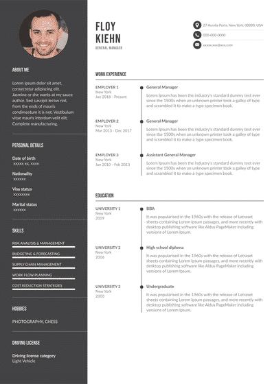General Manager Resumes (EN).pdf
