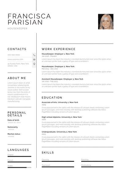 Housekeeping Resume (EN)-Chicago.pdf