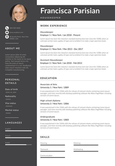 Housekeeping Resume (EN)-Rotterdam.pdf