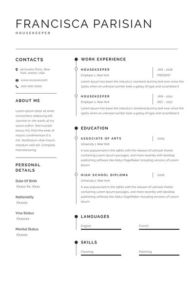 Housekeeping Resume (EN)-Sydney.pdf