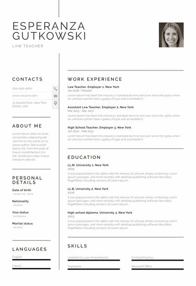 Law School Resume Examples (EN)-Chicago.pdf