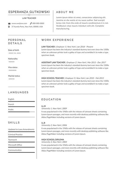 Law School Resume Examples (EN)-Prague.pdf