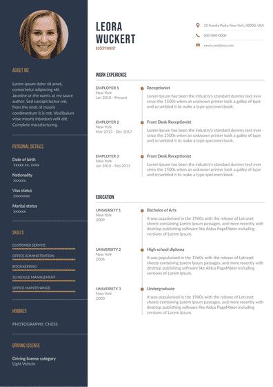 Receptionist Resume (EN).pdf