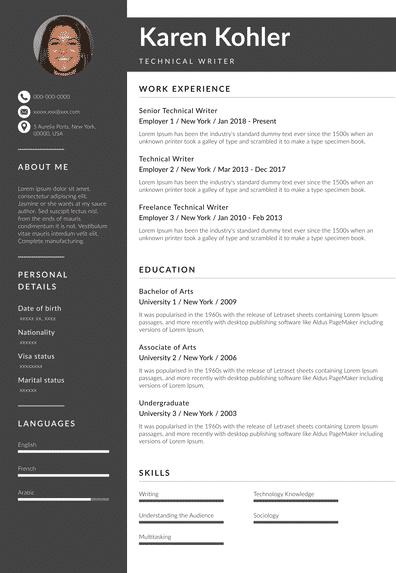 Technical Writer Resume (EN)-Rotterdam.pdf