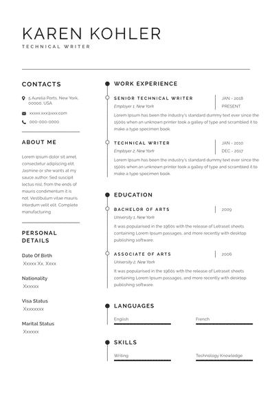 Technical Writer Resume (EN)-Sydney.pdf