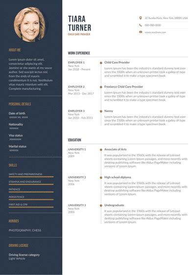 child care resume examples.pdf