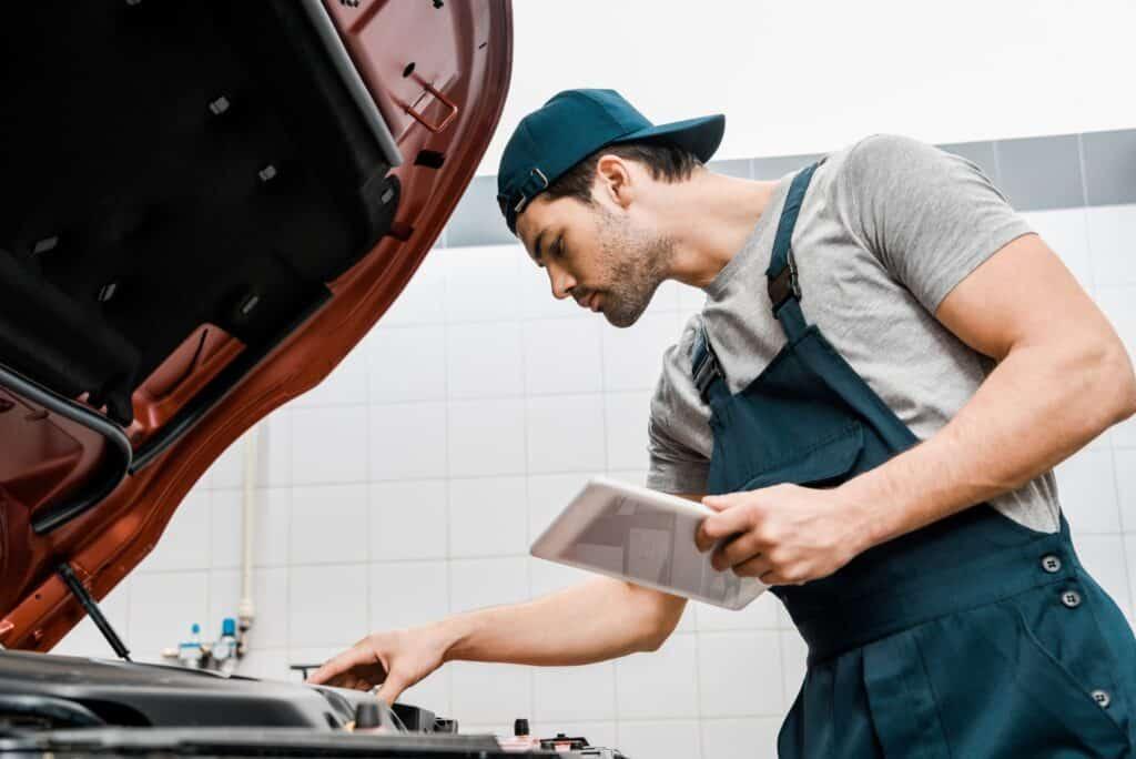mechanic resume