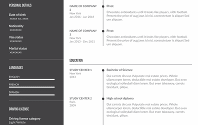 Sports Resume Examples + Templates & Tips