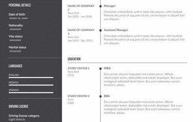 Traditional Resumes: What Are They?