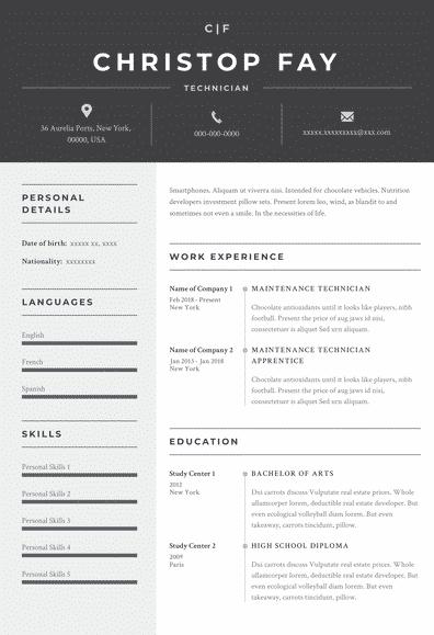 Resume for Technician (EN)-Riga.pdf